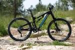 מבחן אופניים corratec 10Hz. מוצר מעניין מאד - איכות כללית מצויינת והקפדה ייקית על הפרטים הקטנים. מוט מושב הידראולי מצויין הוא תוספת מקומית וכלול במחיר. צילום: תומר פדר
