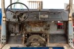פרוייקט שיפוץ מרשים ונאמן למקור של טויוטה לנדקרוזר FJ45 - הרכב נמכר, איך לא, ללקוח בדובאי. צילום:COMPANY FJ