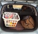 סאנגיונג טיבולי במסע משפחתי לאילת. פנאי שטח קטן עם יכול גדולה. צילום: צח פלדמן