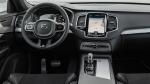 מבחן דרכים וולבו xc90 T8. תא הנוסעים והנהג מבוצע נהדר ומבטא לטעמי את המראה הנכון לרכב פרימיום ב-2016. נקי, אלגנטי והייטקי. צילום: רוני נאק