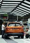 אודי Q3 חדשה. קו היצור הספרדי עתיד ליצר גם את רכב הפנאי החדש של SEAT שיתבסס על אותם המכללים צילום: AUDI AG