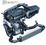 מבחן דרכים אודי Q3. מנוע טורבו הזרקה ישירה מפיק 211 כ