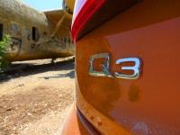 מבחן דרכים אודי Q3. רכב הפנאי הקטן של אודי בקרוב כבר לא יהיה לבד - כשברקע Q2 ו-Q4 שיצטרפו להיצע על בסיס הפלטפורמה החדשה של הקונצרן. צילום: פז בר