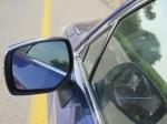 מבחן רכב סובארו B4. הנה פתרון נהדר להגדל שדה הראיה של הנהג וגם כדי להרחיק את רעש הרוח מהמראות. צילום: רוני נאק