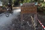 מבחן אופניים ברגמונט קונטרייל 8.0. משבילי אפיק ישראל לסלעים של תל חדיד - קרבון אול דה וואי! צילום: רונן טופלברג