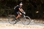 מבחן אופניים ברגמונט קונטרייל 8.0. משבילי אפיק ישראל לסלעים של תל חדיד - קרבון אול דה וואי! צילום: ניר חזן