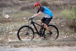 מבחן אופניים ברגמונט קונטרייל 8.0. מושב הידראולי היה משפר את נוחות השימוש אבל מכביד בארנק ובמשקל. צילום: תומר פדר