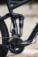 """מבחן אופניים ברגמונט קונטרייל 8.0. מתלה רגיש לכיולים, אקטיבי ויעיל אבל דוש את ה""""צומי"""" המיוחד שלו. צילום: תומר פדר"""