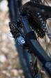 מבחן אופניים ברגמונט קונטרייל 8.0. מעביר אחורי SRAM X0 - הוא בין הטובים שיש היום. פעולתו מזכירה דריכה של מקלע כבד - ונוסך בטחון כמוהו...צילום: תומר פדר