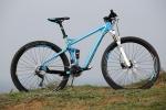 """מבחן אופניים Bergamont Fastlane 6.4. אופני הרים מרתון שמיועדים לכיסוי ק""""מ רבים מבלי לפרק לך את הארנק. ביצוע מצויין! צילום: תומר פדר"""