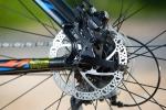 מבחן אופניים Bergamont Revox 3.0. הצילום הזה הוא כדי שתראו את הדרופאאוט הנהדר שיוצר בחישול וכרסום. עבודת המתכת בשלדה מרשימה באיכותה. צילום: תומר פדר