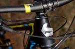 מבחן אופניים ברגמונט קונטרייל LTD. איבזור ממותג BGM, קיט אביזרים טוב מסדרת XT של שימאנו - חבל שאין מצמד במעביר אחורי. איכות כללית מצויינת. צילום: תומר פדר