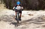 """מבחן אופניים ברגמונט קונטרייל LTD. עפים רחוק נוחתים ברכות. המשקל קצת מעל 14 ק""""ג - המתלים יעילים מאד בקיפוצים, ריחופים וגם בדברים הקטנים. צילום: תומר פדר"""