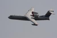מטוס הכיבוי הרוסי. הברייב BE200 מצויד בשני מנועי סילון חזקים ובעל ביצועי-טיסה המאפשרים טווח גדול ומהירות גבוהה לכלי טיס מסוגו צילום יצרן