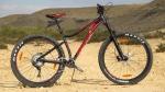 מבחן אופניים מרידה ביג טרייל 800. האם אולי לא הכי יפים בעולם אבל היכולת לגרום לך להוציא אגרסיות יוצאת דופן - ולכך הם נועדו. צילום: רוני נאק