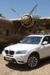 במוו x3 רכב הפנאי שטח הבינוני בסדרת השטח של היצרן  צילום פז בר