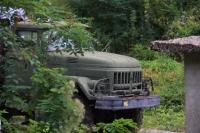 ראלי ברסלאו - רכבי השטח שאתם לא תראו במקום אחר! הדרכים בבולגריה מכילו הכל ממרצדס נוצצות ועד בהמות משא. צילום: רמי גלבוע