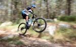מבחן אופניים cannondale trigger 4. הטריגר יהיו הרבה יותר מהירים ממה שאתם חושבים - אבל לוקח להם זמן להגיע לקצב הנכון. צילום: תומר פדר