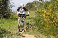 מבחן אופניים קנונדייל RUSH 2014. אופני שבילים ממותגים ומהירים במחיר של 8,300 שקלים. צילום: תומר פדר