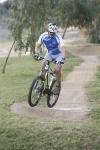 אופני הרים במבחן שטח. הקיוב 130 AMS לא הכי קלילים לריחופים באוויר אבל נוחתים ברכות בזכות מתלי FOX מעולים. צילום: פז בר