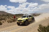 DAKAR 2013: PERU-ARGENTINA-CHILE