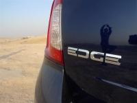 פורד אדג\' 2011 במבחן שטח. העדכונים הם בקנקן ובמה שבתוכו צילום פז בר