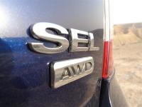 פורד אדג\' 2011 במבחן שטח. גרסת SEL כפולת הנעה היא הבכירה בהיצע במחיר של 253 אלף שקלים צילום פז בר