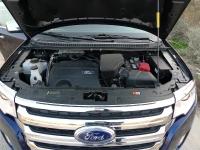 פורד אדג\' 2011 במבחן שטח. 285 סוסים מופקים ממנוע 6V עתיר טכנולוגיה אבל גם די צמא צילום פז בר