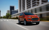 פורד אקוספורט. רכב פנאי קומפקטי שמיועד להתחרות בזירה הצומחת של שווקי אסיה. צילום: פורד