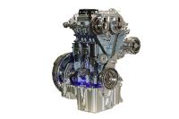 """פורד אקוספורט. רכב פנאי קומפקטי הראשון לקבל את מנוע הטורבו 1.0ל\' החדש. 120 כ\""""ס ו-17 קג\""""מ הוא לא סמרטוט! האם המנוע הזה יתגלה כחסכוני יותר מההבטחה של ה-TSI ב-פולקסוואגן? . צילום: פורד"""