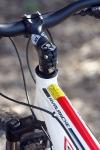 מבחן אופניים GT Avalanche 4.0. שלדת triple triangle ואביזרים היקפיים All terra. צילום: פז בר