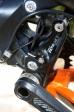 """מבחן אופניים gt force expert. מהלך של 150 מ""""מ בדור האחרון של המתלה הייחודי ל-GT. מחט זעירה מצביעה על ה-SAG לסיוע בסטאפ. צילום: תומר פדר"""