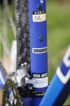 מבחן אופניים GT KARAKORAM. שלדה מיוצרת בסין, מעביר שימאנו קדמי עם חבק. צילום: פז בר