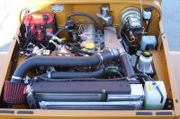 אייקון FJ דיזל. סדנת אייקון מייצרת את השלדות והמרכב של הטויוטה לנדקרוזר FJ הפעם עם מנוע טורבו דיזל 2.8 ל\' של אינטרנאשיונאלצילום: ICON