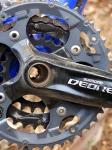 מבחן אופניים אידאל VSR קומפ. קיט האיבזור הבסיסי כולל קראנק חלול. קל משקל וחזק. צילום: פז בר