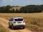 מבחן רכב ג'יפ רנגייד לימיטד. ג'יפון המערב יכולת, אופי, מסורת והרבה מאד טכנולוגיה. צילום: רוני נאק