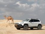 מבחן רכב ג'יפ צ'ירוקי. האינדיאני יוצא למדבר הישראלי. האם עדיין רכב שטח אמיתי? צילום: ניר בן זקן