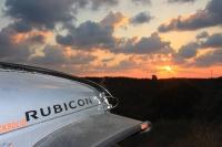 מבחן רכב ג\'יפ רנגלר רוביקון של סדנת רוקסוליד. גבולות הם רק עניין של הגדרה. צילום: רמי גלבוע
