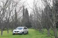 קיה סורנטו אתר שטח   צילום פז בר