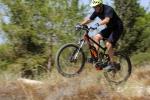 KTM Macina Lycan e bike מבחן אופניים - האם אופני הרים חשמליים הם דבר הבא? יש מצב. צילום: תומר פדר