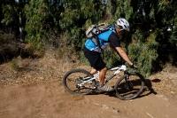 מבחן אופני הרים ק.ט.מ LYCAN 653. כאן מצאנו את ההבטחה בגלגלי 27.5 אינץ\'. מהירות, זריזות, עבירות ובעיקר המון כיף. המחיר - 14K שקלים. צילום: פז בר