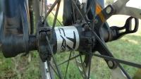 אופני הרים במבחן שטח. ק.ט.מ. לייקן עם ציר קדמי מעובה ומעצורים שימאנו XT צילום: פז בר