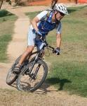 אופני הרים במבחן שטח. ק.ט.מ. לייקן משלבות מהירות ויכות ספיגה של מתלי FOX מעולים צילום: פז בר