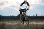 מבחן אופניים מרידה 120-400. שיכוך מלא עם גלגלי 26 אינץ ותקציב של 4,200 שקלים. רעיון טוב למי שרוצה להתחיל לרכוב על אופניים בשטח. צילום: תומר פדר