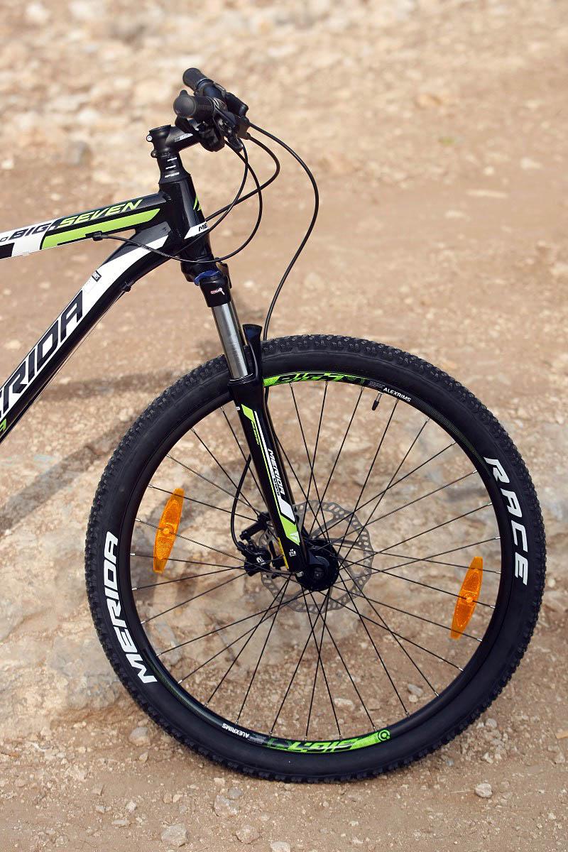 מתקדם מבחן אופניים | אופני הרים | אופני שטח | מרידה | סינגל | 2014| 27.5 AN-98