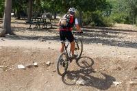 מבחן אופניים מרידה ביג 7 2014. מטפסים יותר בקלות מ-29. חלוקת המשקל טובה והאחיזה נהדרת. צילום: פז בר