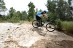 meridaoneforty3b_(16)מבחן אופניים Merida OneForty 3-B. רכיבת מבחן על אופני AM מאד מעניינים - אם מבחינת היכולת, והמשרעת הרחבה שלה, ומבחינת התמורה לכסף. לטעמנו אחת הקניות הטובות היום. צילום: תומר פדר