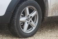 מבחן רכב מיני קאנטרימן קופר ספייס. גרסת הכניסה של מיני קאנטרימן קופר במחיר 180,000 שקלים. כל המראה של מיני פחות מנוע. צילום: פז בר