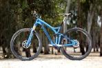 מבחן אופניים Niner RIP9RDO. מכונת מירוצים מושחזת, יקרה ויפה מאד. נינייר הצליחו ליצור אופניים שמביאים את הבטחון של גלגלי 29 אינץ' אבל לא לגמרי מוותרים על פאן ואסרטיביות של קטני האופנים. צילום: תומר פדר