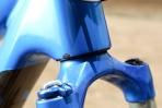 מבחן אופניים Niner RIP9RDO. אולי תמצאו כבר פתרון לצביעת קרבון כמו שצריך!? כואב הלב לראות פיצוצי צבע כאלו. כוס מים לא תשפר את ההרגשה. צילום: תומר פדר